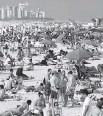 ?? Miami Herald ?? Spring Break 2020 in Miami Beach at the beginning of the coronavirus pandemic.