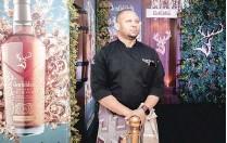 ??  ?? Chef Emeka ( Chef) - chef of the night Abuja