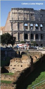 ??  ?? Coliseo y Ludus Magnus