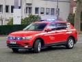 ??  ?? Die drei neuen Kdow sind auf VW Tiguan Allspace aufgebaut. Früher nutzten die Bochumer vor allem Opel-fahrgestelle. Doch das Bochumer Werk wurde 2014 geschlossen.