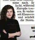 ??  ?? OPO-Redakteurin Viola Dengler (28) chreibt an dieser Stelle jede Woche über die Höhen und Tiefen des llschaftlichen und politischen Lebens
