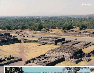 ??  ?? Teotihuacan