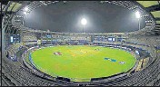 ?? BCCI ?? The 2021 IPL in India is being played in front of empty stands.