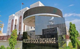 ?? (Muscat Daily) ?? The 30-share MSX30 index ended higher by 0.3 per cent at 3,720 points on Sunday