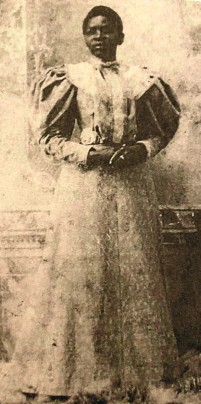 ?? P icture: Wilberforce University ?? Charlotte Maxeke on her graduation day, June 20 1901, at Wilberforce University in Ohio, US.