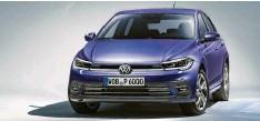 ?? Foto: Volkswagen AG ?? Kleinwagen‰Klassiker: der VW Polo