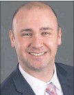 ?? COURTESY CCCC ?? Perryville Mayor Matt Roath said an email he sent to the four members of the town board of commissioners was for their eyes only. The email, which asked for the resignation of Commissioner Christina Aldridge, was released by the commissioner Tuesday.