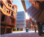 ??  ?? Abu Dhabi's Masdar City is attracting regional and global innovation giants