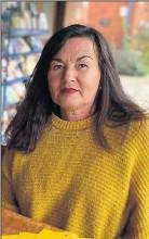 ?? Violet Town Community House Coordinator Lisa Jensen ??