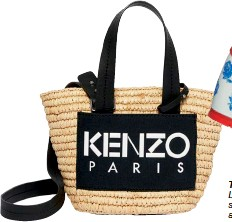??  ?? TOO COOL FOR SPRING Look your best and be spring-ready with these flirty and fun numbers from Kenzo