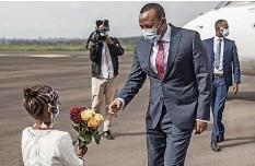 ?? Foto: AFP ?? Wahlsieger: Äthiopiens Premierminister Abiy Ahmed.