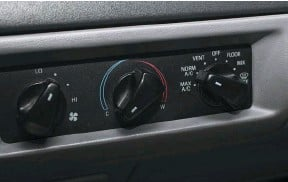 ??  ?? Leave your A/C off. Given the fact that most novices are racing their daily drivers or work trucks, this can be easy to forget to do, but adding moisture to the track is a big no-no. Also remember to roll up your windows when it's your turn to stage.