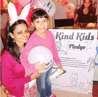 ??  ?? Puja Mahajan, Early Childhood Education Manager, PETA India
