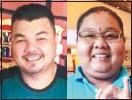 ??  ?? 華印混血兒姐弟李威南(左起)和李芯妮,在車禍發生后當場死亡。