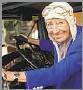 ?? Britta Pedersen AP ?? HEIDI HETZER won fans worldwide for her 3-year tour in a 1930s car.
