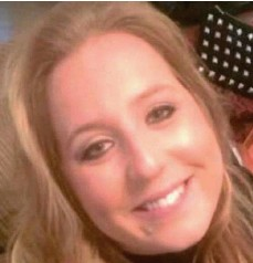 ??  ?? Katie Locke was murdered by Carl Langdell in 2015 after they went on a date after meeting on dating website Plenty of Fish