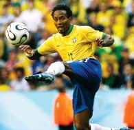?? (MTR7) ?? FORMER REAL Madrid player Ze Roberto.
