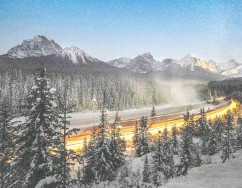 """?? JOE KLAMAR / AFP / Gett y Imag es files ?? An Alaska-to-alberta (A2A) rail project, an export route for the oilsands, """"will need dedicated optimists to both invest in and supply its dream,"""" Colby Cosh writes."""