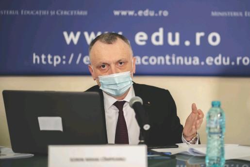 ?? FOTO: INQUAM ?? Ministerul Educației a demarat propriile investigații în cazul documentelor școlare false.
