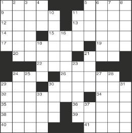Crossword - PressReader