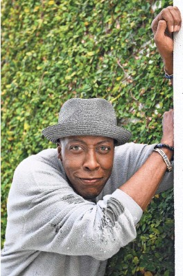 """?? HARRISON HILL/USA TODAY ?? """"Coming to America"""" """"has become a cult thing,"""" says Arsenio Hall, who returns in the sequel as Semmi."""