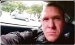 ??  ?? Osmadvacetiletý útočník Brenton Tarrant si střelbu v mešitě natáčel kamerou GoPro a záznam vysílal v přímém přenosu na sociální síti Facebook.