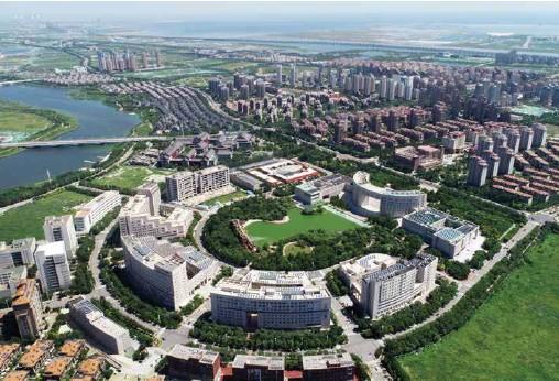 ??  ?? 天津中新生态城动漫园