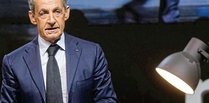 ??  ?? « J'ai appris cette nouvelle mise en examen avec la plus grande stupéfaction », a réagi Nicolas Sarkozy sur les réseaux sociaux après l'annonce du Parquet national financier.