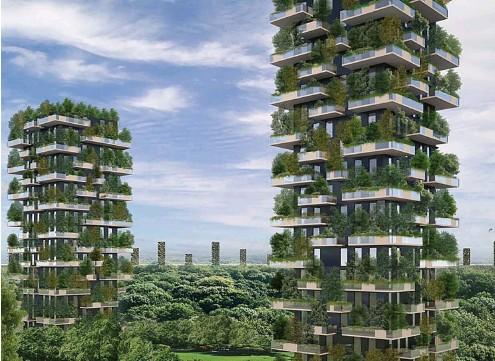 ?? Foto: Architekturbüro Stephan Braunfels ?? Doch ob sie sozialeres Wohnen erlaubt?