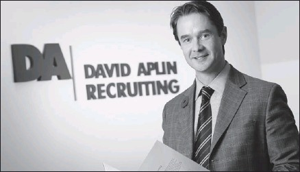 ?? Photos: Postmedia News/files ?? Jeff Aplin, president of recruiting for David Aplin Recruiting, says demand is strongest in Alberta for skilled tradespeople.