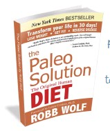 ??  ?? Robb Wolf came to the Paleo diet not because he was looking to lose weight, but because he wanted to get well.
