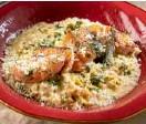 ??  ?? Salmon Linguini
