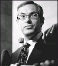 ?? CHRIS WATTIE, REUTERS ?? Tony Clement proposed amendments to the Food and Drugs Act in April.