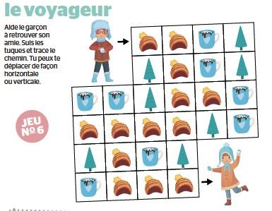 Le Journal De Montreal 2020 03 07 Le Voyageur Pressreader