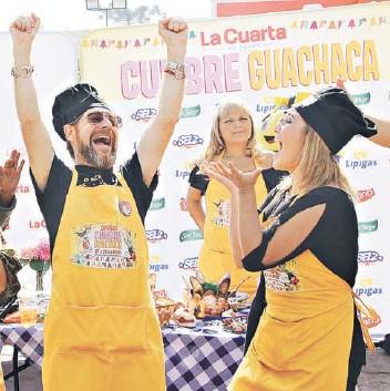 PressReader - La Cuarta: 2018-04-20 - Freddy y Belenaza ya son, al ...