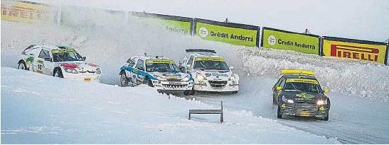 ?? Crèdit Andorrà GSeries ?? Las Crèdit Andorrà GSeries 2017 se decidirán en las dos últimas y emocionantes pruebas del 25 de febrero y el 4 de marzo, en el Circuit d'Andorra.