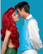 ?? PHOTO: SUPPLIED ?? Celia Griffiths and Jet Lim star in The Little Mermaid.
