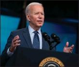 ??  ?? Biden: A 'bottom up' plan to grow the economy