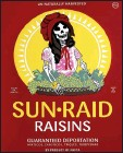 """?? University of Arkansas at Little Rock ?? Sun Raid (Series Project), a screen print by Esther Hernandez, is part of the """"Building a Collection"""" exhibition at the University of Arkansas' Windgate Center of Art + Design."""