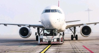 ??  ?? Swissport will oversee the low-cost carrier's flights to three domestic and 11 international destinations.