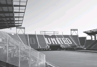?? KATHERINE FREY/THE WASHINGTON POST ?? D.C. United's Audi Field will be home to an XFL team starting in 2020 and could host lacrosse and rugby games.