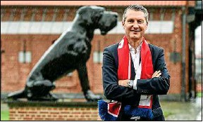 ??  ?? Olivier Létang a été nommé président pour remplacer Gérard Lopez.