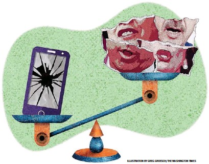 ?? ILLUSTRATION BY GREG GROESCH/THE WASHINGTON TIMES ??