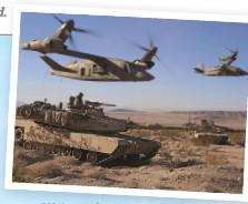 ??  ?? V-280 Valor ska försöka göra stridshelikoptrarna snabbare och starkare än någonsin tidigare.