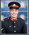 ?? CP HANDOUT COURTESY CALGARY POLICE SERVICE ?? Sgt. Andrew Harnett is shown in this undated handout image.