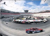 ?? Rey Del Rio/Getty Images ?? ATF agents used a secret account to pad their budgets, including a $21,000 suite at a NASCAR race, undercover operations, agents' credit card bills, school donations and other items.
