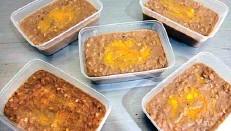 ?? EKO HENDRI/JAWA POS ?? BERBAHAN GANDUM: Untuk memasak bubur harisa ini, dibutuhkan waktu 7 jam.