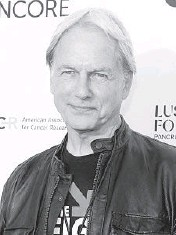 """?? MICHAEL TULLBERG/GETTY 2018 ?? Mark Harmon had signed on for the 19th season of""""NCIS"""" only in a """"limited capacity."""""""