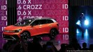 ??  ?? VW zeigt in Shnaghai den ID. 6 als Weltpremiere. Der Wagen wird in Deutschland nicht zu haben sein.