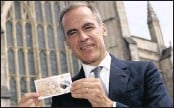 ?? PHOTO: AP ?? The Governor of the Bank of England, Mark Carney, says British business investment should be booming now, given the strength of the world economy and other factors.